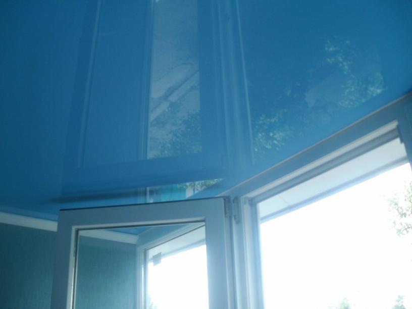 Натяжные потолки на балконе в симферополе.