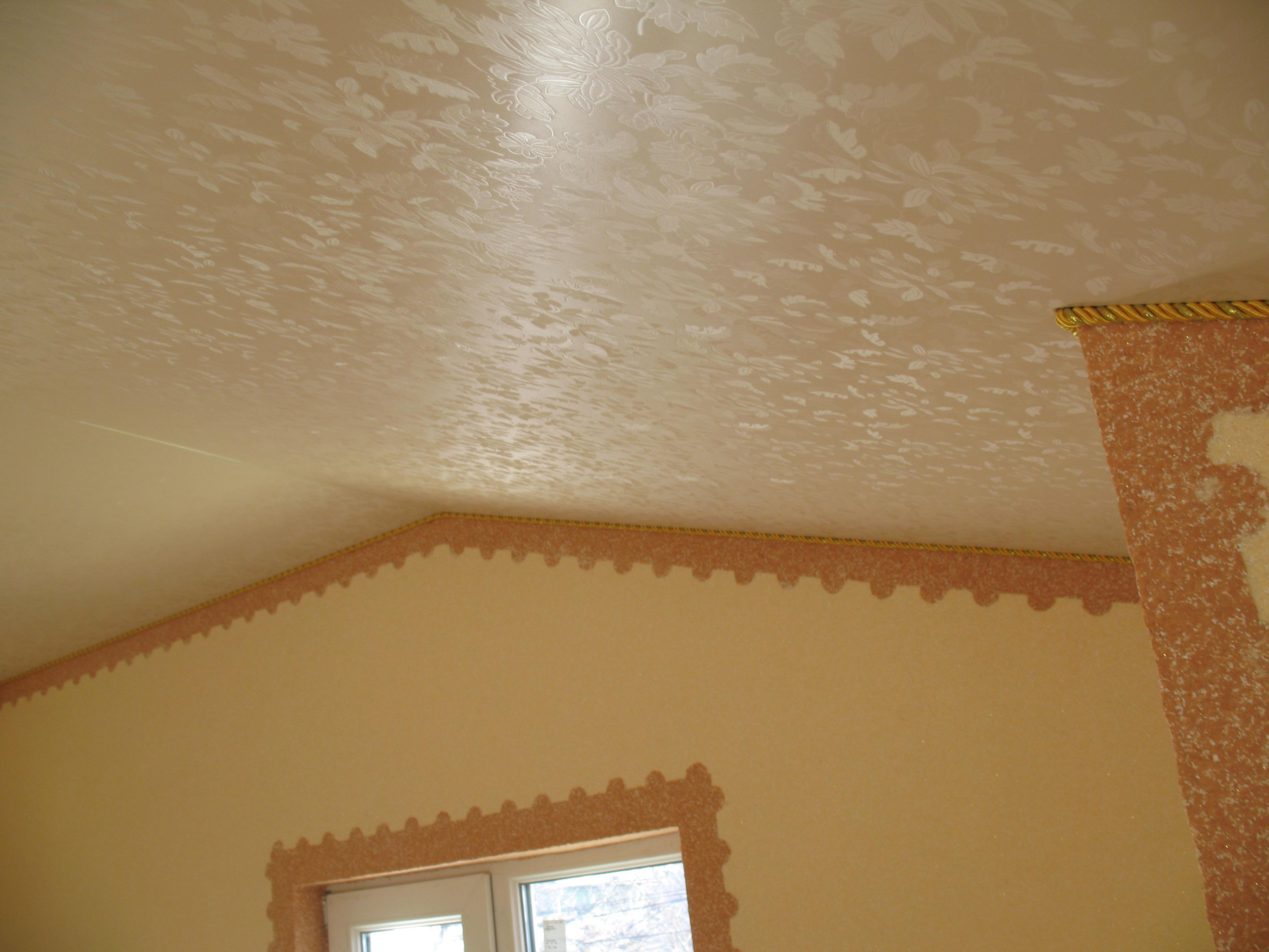 Натяжные потолки для холла с фотопечатью никита, именно